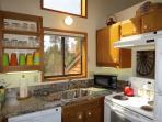 Kitchen, handy and super clean!