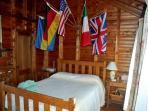 Main House - Flag Bedroom
