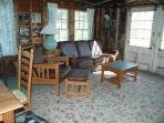 Little Boat House living room
