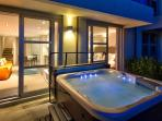 Spa Pool for private use