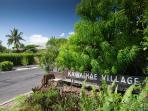 Entrance to Kawaihae Village