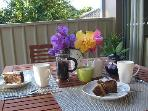 Afternoon Tea on arrival