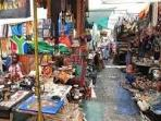 Buy original African souvenirs & gifts in Greenmarket Square