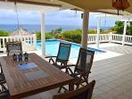 Villa Ocean Paradise, luxe villa met ocean view