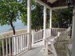 Beach House front porch