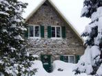 in the snow / dans la neige