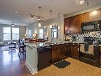 Stay Alfred Nashville Vacation Rental Kitchen