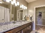 Stay Alfred Nashville Vacation Rental Bathroom