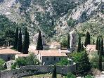 VKrini. The historic monastery of Panagia 'Nea Moni'