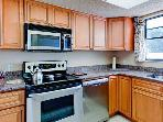 Kitchen includes Electric Range