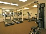 Indoor Gym Room