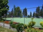 Onsite  - Tennis Courts