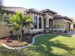 Proessionally landscaped