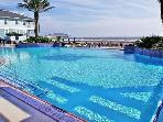 Infinity Edge Pool at Beach Club