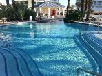 Lazy River Pool & Hot Tub