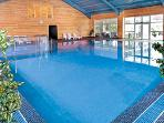 Atlantic Gold Lodge. Enjoy the Indoor heated Swimming Pool in the new Liesure Centre