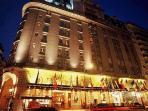 Alvear Palace Hotel 6 blocks away