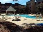 Large Outdoor Pool - Just steps from the condo