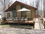 Summer Specials at The PA Chalet 2: Poconos
