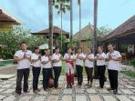 The friendly staff in Villa Kampung will always try to make the best of your stay.