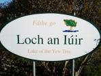 Teac Chondai Thatched Cottage - Self Catering Donegal - Loughanure
