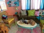 Livingroom - Queen dream sleeper couch