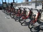 Capital BikeShare is located at Union Station