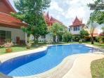 Very beautiful Thaï villa 6 to 14 people