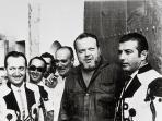 Orson Welles con Antonio Ordóñez