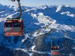 Breathtaking Views...What Whistler is all about