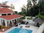 Pool Area I Carana Hilltop Villa