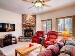 Stonebridge Living Room Breckenridge Lodging