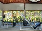Indoor AC Gym
