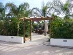 Entrance to the Tropical Gardens