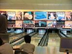 bowling at G mall