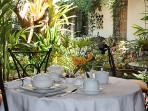 Breakfast Area - Here we will serve you a delicious and healthy breakfast