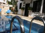 Townhouse with private pool