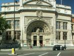 Victoria and Albert museum - 15 min walk