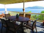 Deck Dinning area