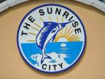 Fort Pierce, known as the Sunrise City, sister to San Francisco, the Sunset City