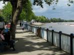 Riverside on the Thames