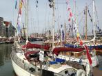 'Oostende voor Anker', historical ship event every year in May