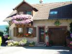 Cozy cottage with garden and terrace  exceptional views  - FR-480-Haselbourg