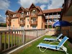 Apartment with heated outdoor pool  - max 6 people - FR-1071010-Saint Arnoult
