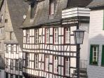 Old half-timbered house with modern interior  in the heart of Monschau - DE-747-Monschau