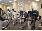 State-of-the-Art Workout Room