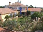 owners house with danicing room / Quinta da Arte situated in  the middle of the plot