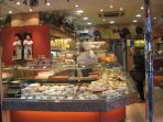 Poncelet open market at 250 meters Chese Shop