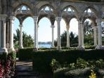 Versailles Gardens nearby