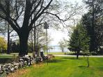 Looking East Towards Lake Champlain